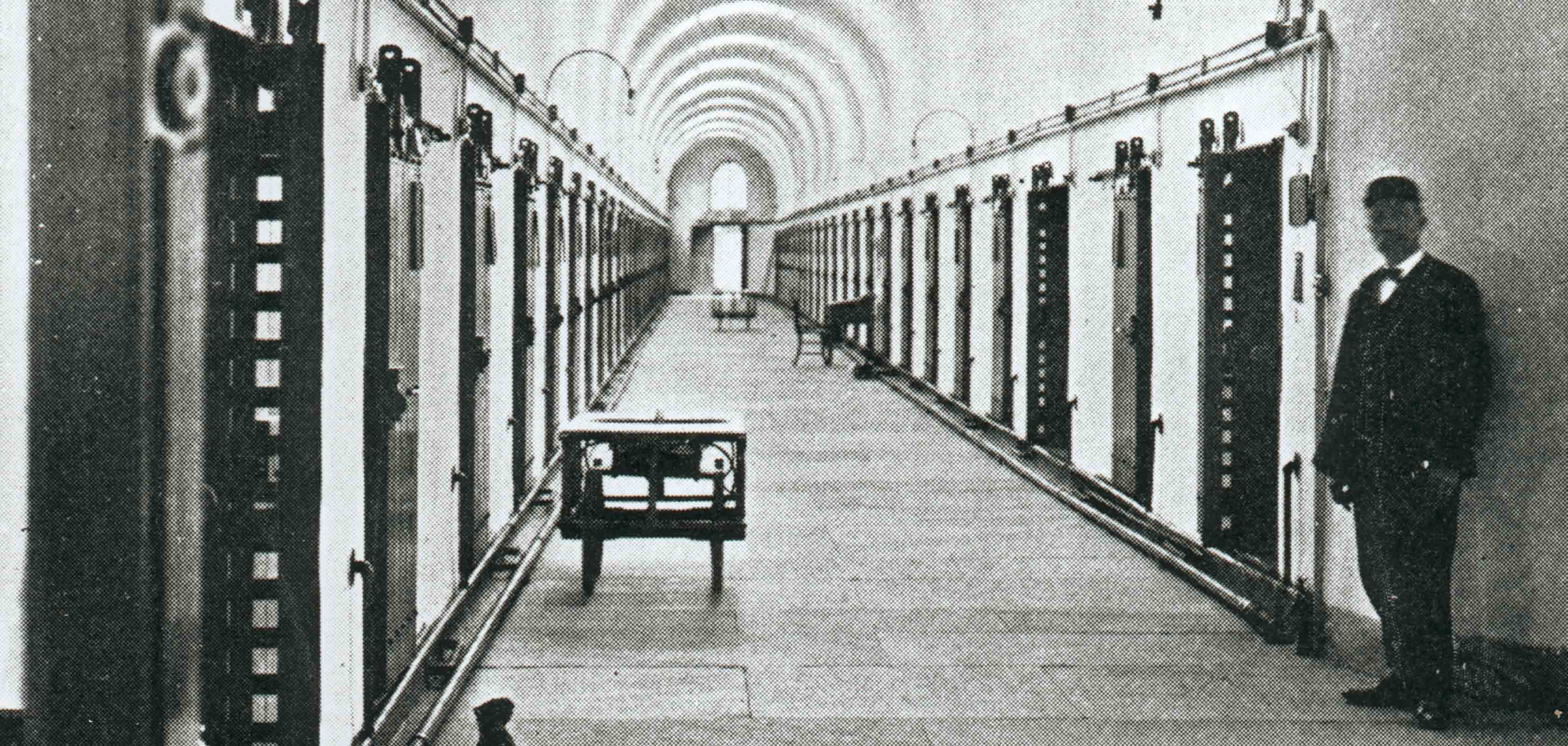 Timeline | Eastern State Penitentiary Historic Site