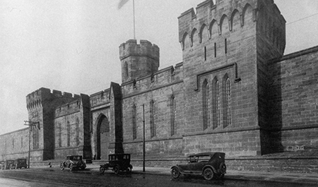 Image result for eastern state penitentiary