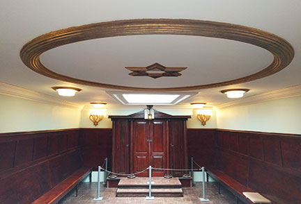 Alfred W. Fleisher Memorial Synagogue