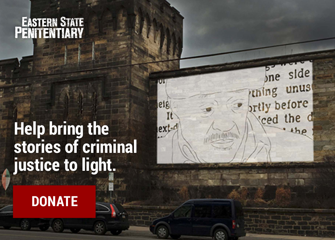 Donate Now. Help bring the stories of criminal justice to light.