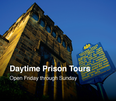 Eastern State Penitentiary Daytime Prison Tours