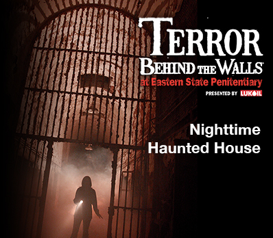 Terror Behind the Walls, a massive haunted house in a real prison